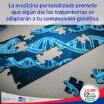 Image for the Tweet beginning: La #Medicina de precisión ha