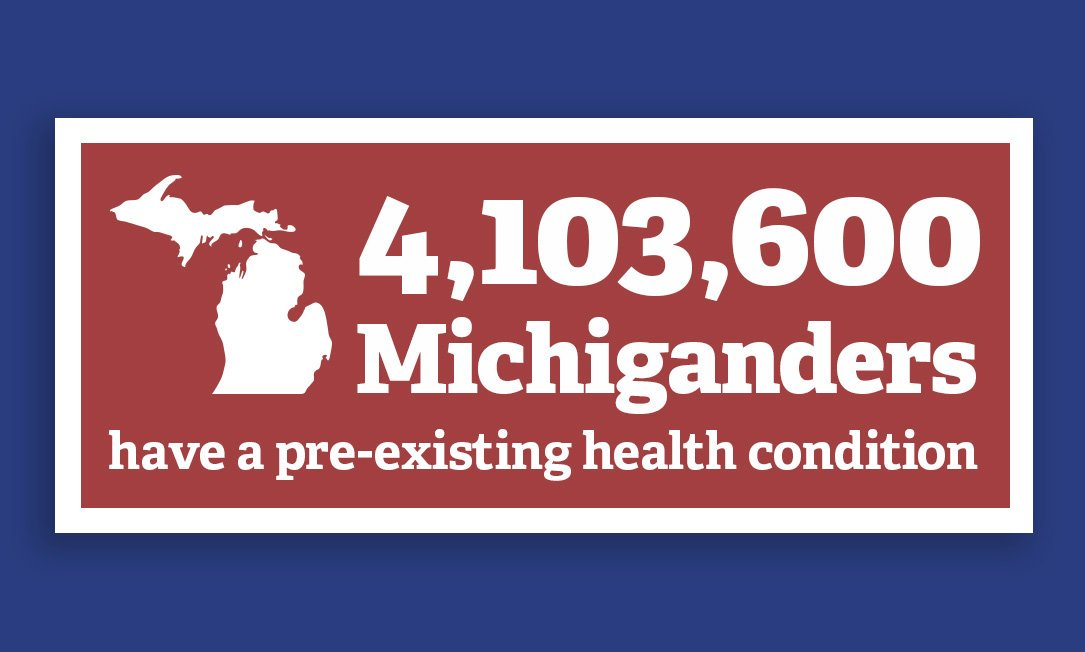 I urged the Administration to protect Michiganders from health insurance plans that discriminate against people with pre-existing health conditions. peters.senate.gov/newsroom/press…