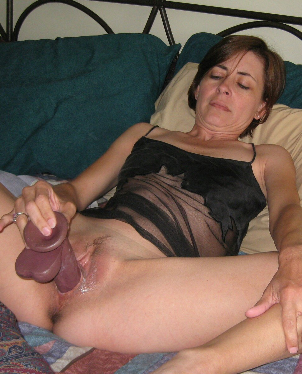 Wife Masturbating To Porn
