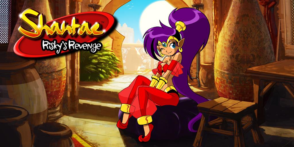 Shantae made her long-awaited return on this day in 2010 with Shantae: Riskys Revenge for DSiWare. Featuring detailed 2D visuals and dancing, hair-whipping action that built upon its predecessor, this completely new adventure brought Shantae back into the spotlight.