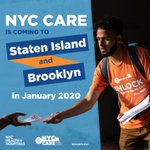 Image for the Tweet beginning: Brooklyn and Staten Island, you're