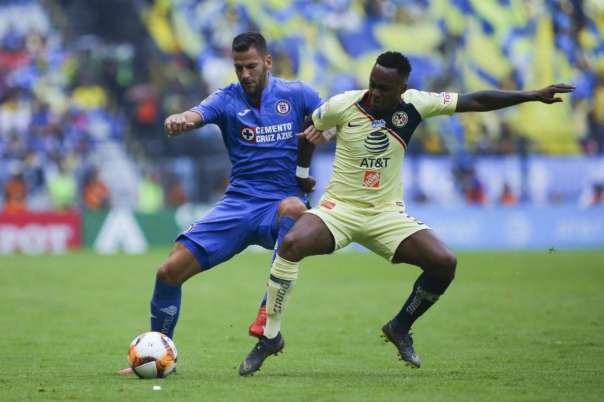 Cruz Azul derroto 5-2 al América Jornada 13 Liga MX Apertura 2019