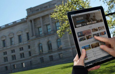 NEWS: Library receives $1M Mellon Grant to experiment with digital collections as big data. MORE: loc.gov/item/prn-19-09…