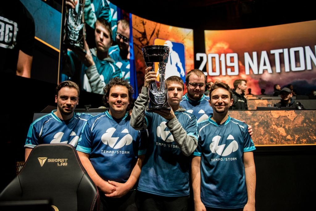 Congratulations to our friends @Tempo_Storm for once again showing us why they're the best PUBG squad in North America.   The three-time NPL champs qualified for next month's @PUBGEsports Global Championships, and we can't wait to cheer them on!   #FramesWinGames <br>http://pic.twitter.com/aYbvHwGUvq
