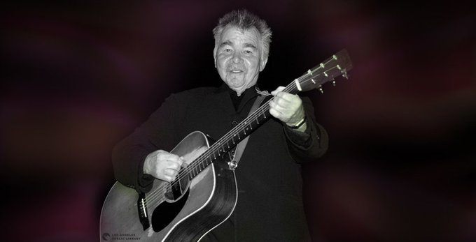 New Blog Post:  Music Memories: Happy Birthday, John Prine!