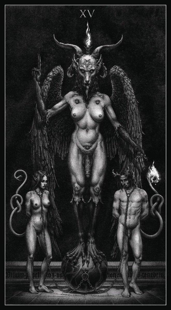 Hail Satan Gif