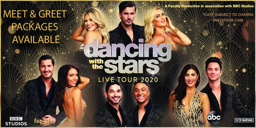 Dwts Tour 2020.Dancing With The Stars Live Dwtslivetour Twitter