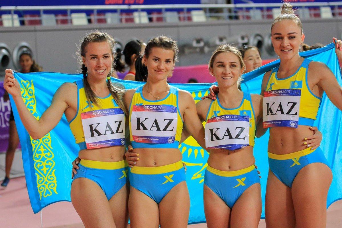 есть фото легкой атлетики казахстана верьте или