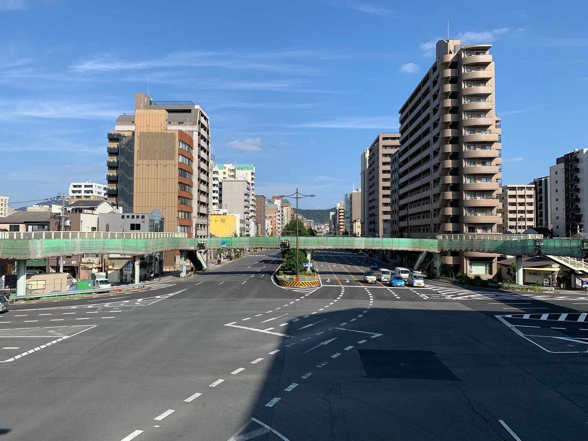 堀川五条交差点歩道橋(3)
