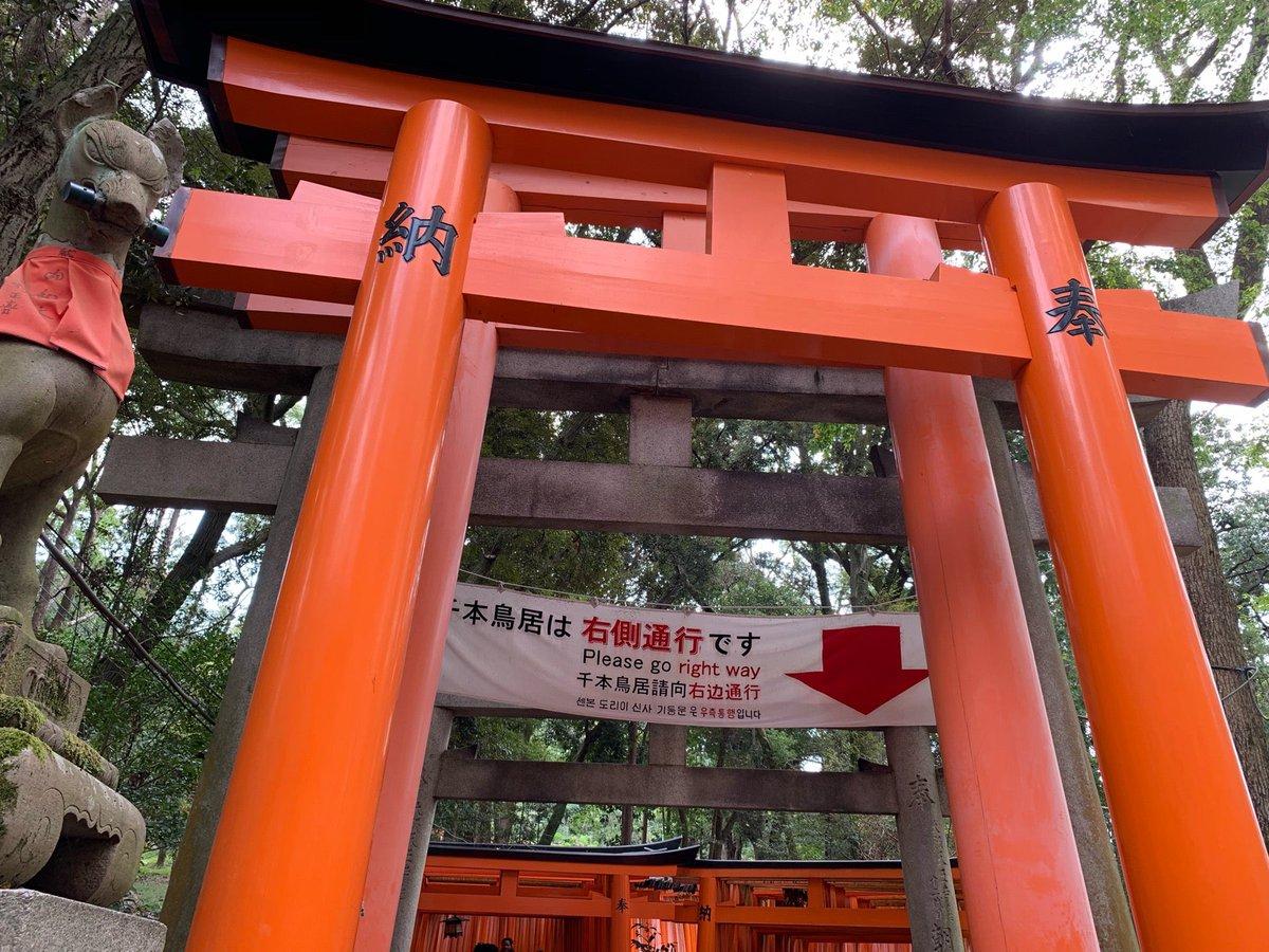 伏見稲荷大社(4)千本鳥居