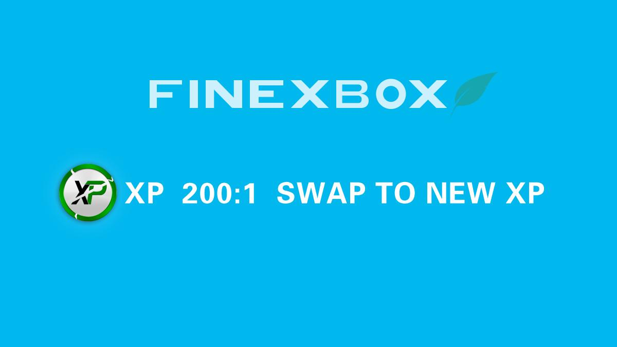 New chain is live on Finexbox.