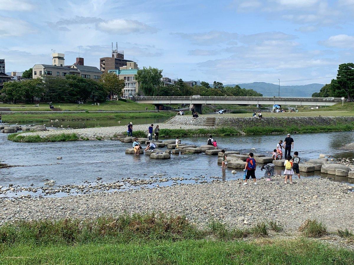鴨川デルタ(2)