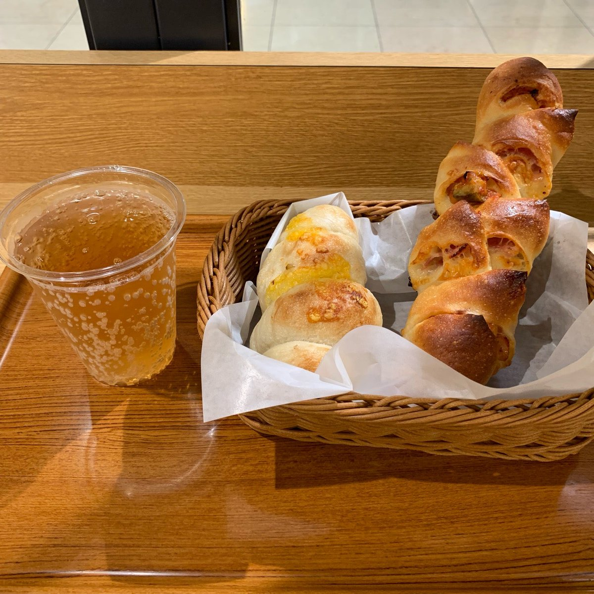Grandir(グランディール)ポルタ店 ねじりパン