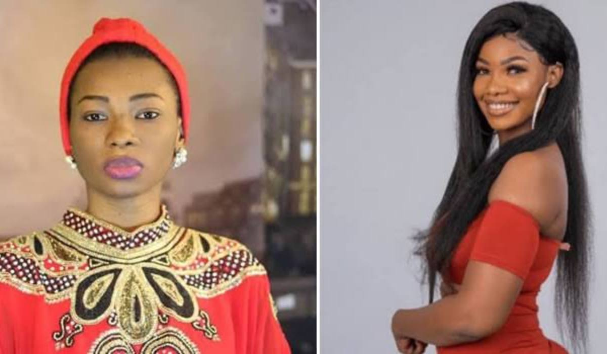 More tension asJaruma Empire who promised Tacha N50 million after she was disqualified from the #BBNaija show and the the reality star have unfollowed each other on Instagram.  I suspect audio money game been played here. #BBNaijaEviction #davido #Ikewiththeswag #JokerMovie<br>http://pic.twitter.com/oSo5L8fgnC
