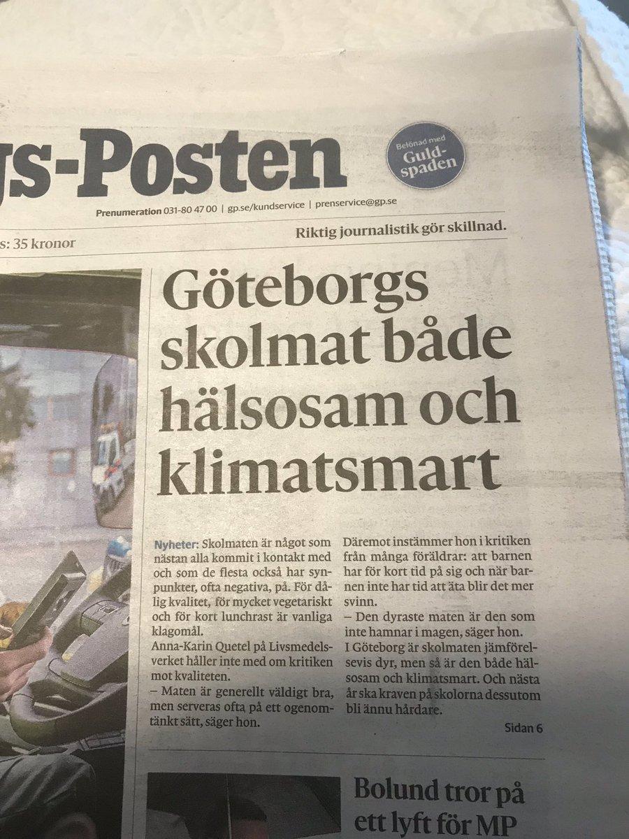 Det görs så mycket bra i Göteborgs stad! #gbgftw