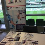 Image for the Tweet beginning: We are here at #medcareersirl