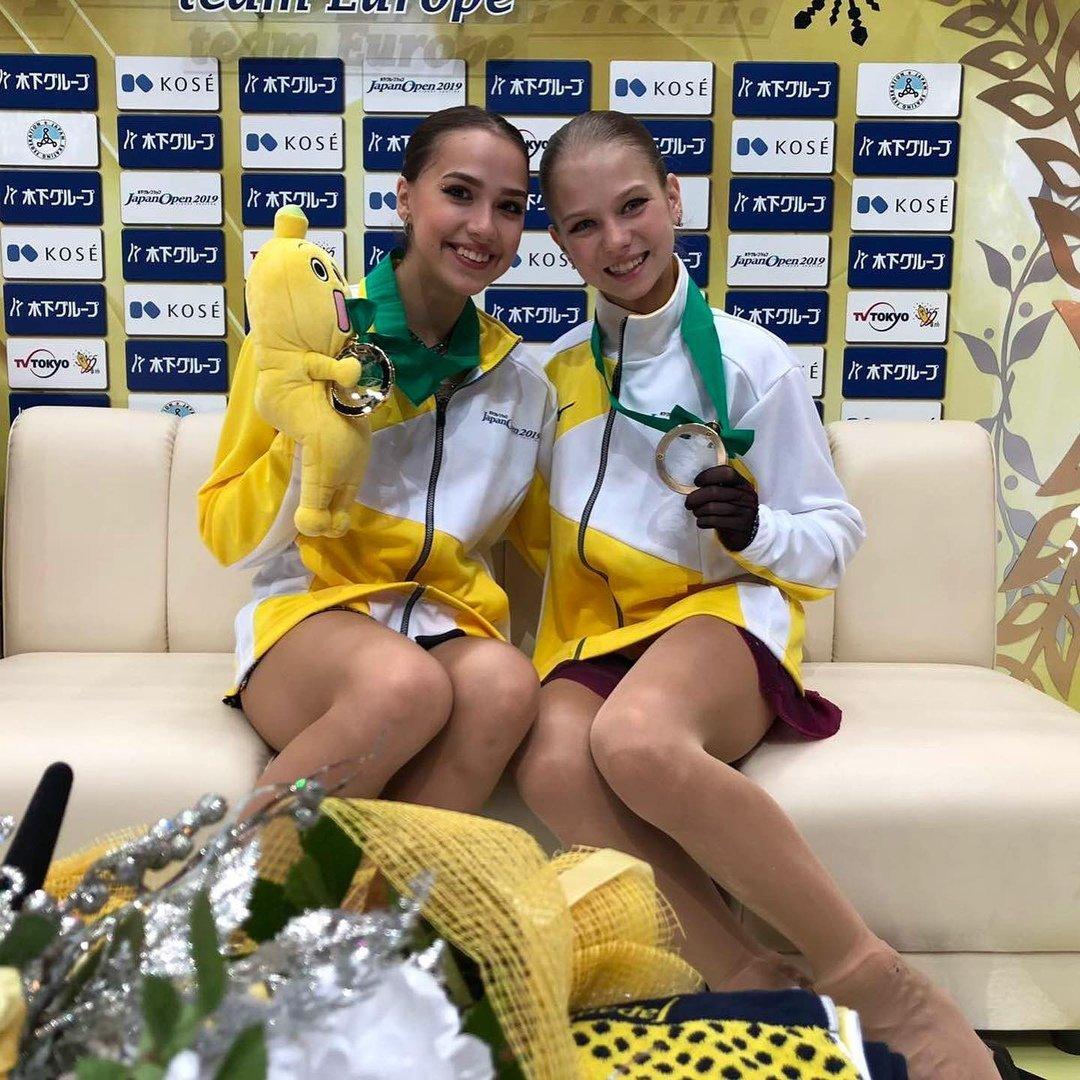 Japan Open 2019 | 5 октября 2019 | Saitama Super Arena - Страница 4 EGGe1DpWsAAsmkq?format=jpg&name=medium