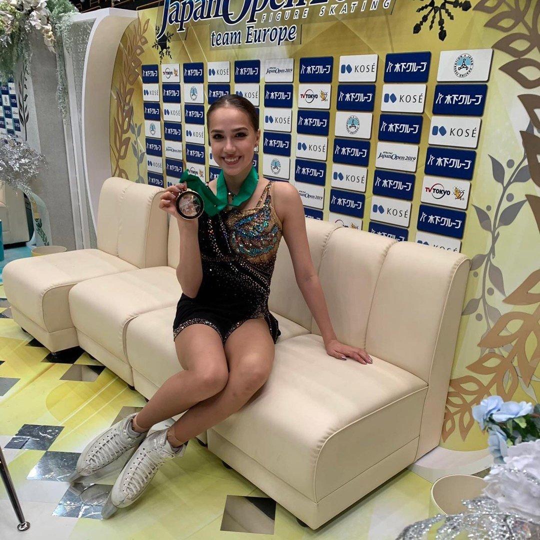 Japan Open 2019 | 5 октября 2019 | Saitama Super Arena - Страница 4 EGGe1DpX0AAzubv?format=jpg&name=medium
