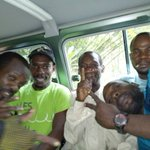 Image for the Tweet beginning: Brice Momboua the @Parcs_Gabon Lopé