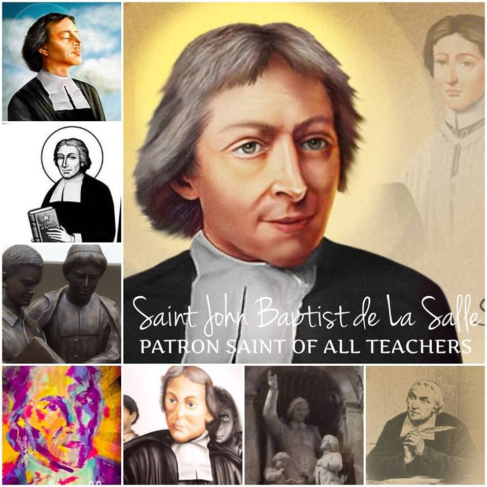 """Congratulations to all who are called to the ministry of teaching! """"Thank God for the grace he has given you in your work."""" (MTR 7.3) @fscDENA @Lasallian_RELAN @LasallianVols @lasalleorg #Lasallianfamily #300Lasalle #DENASolidarity"""