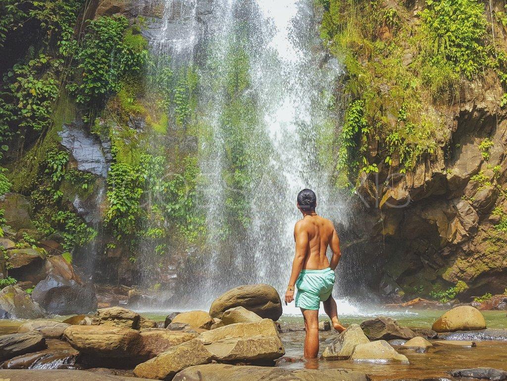 Gracias por los buenos momentos  #waterfallhike  #folksoul   #itsmorefuninthephilippines
