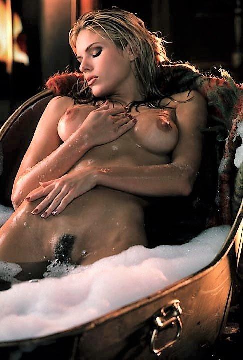 Playboy Bunny Layla Roberts