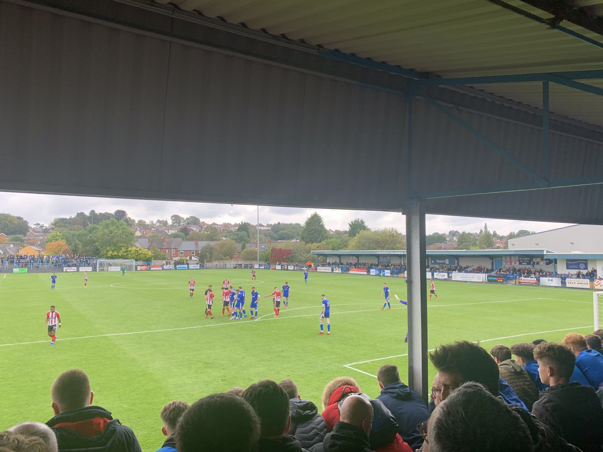 Halesowen Town V Altrincham Live Match Commentary On October
