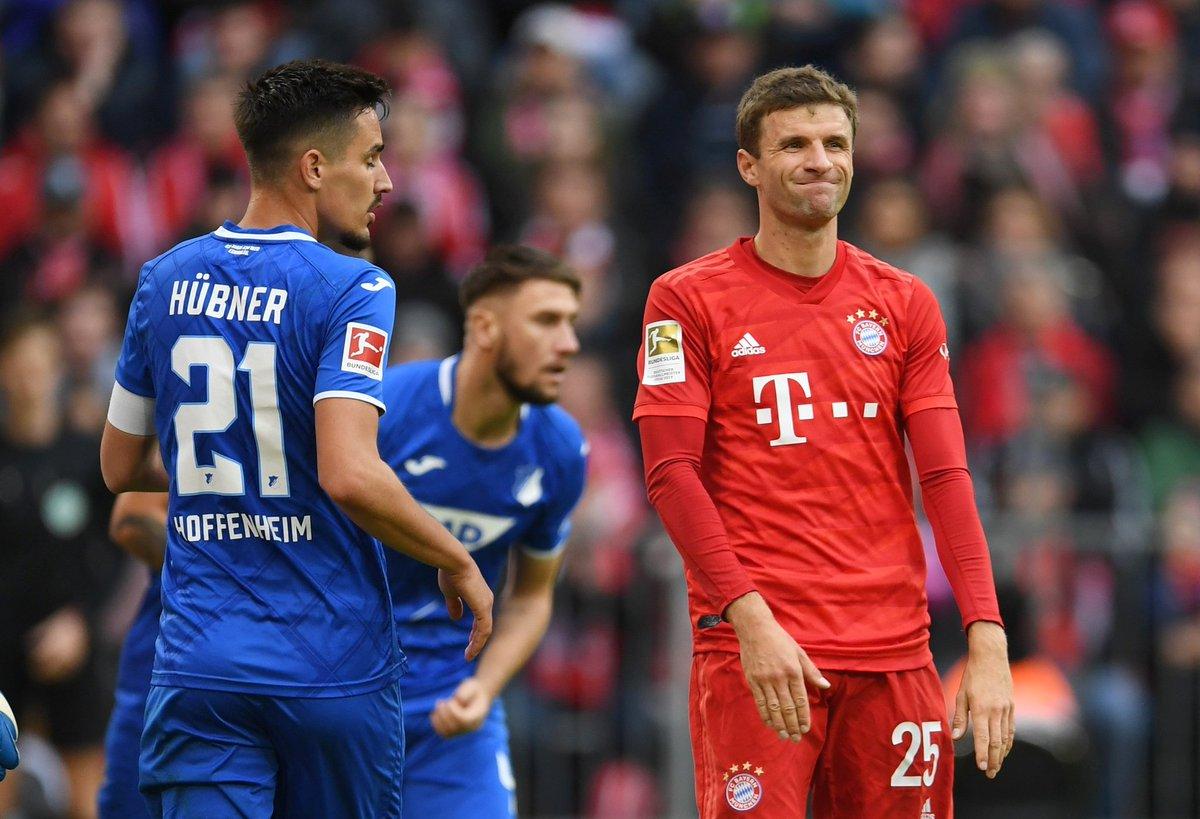 Video: Bayern Munchen vs Hoffenheim Highlights