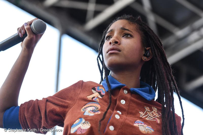 Greta has done amazing work in calling for action on the #ClimateEmergency. But dont forget Ridhima, Kaluki, Aditya, Nina, Autumn, Leah, or any of the other incredible young activists working for the future of this planet. act.gp/30R3XdI
