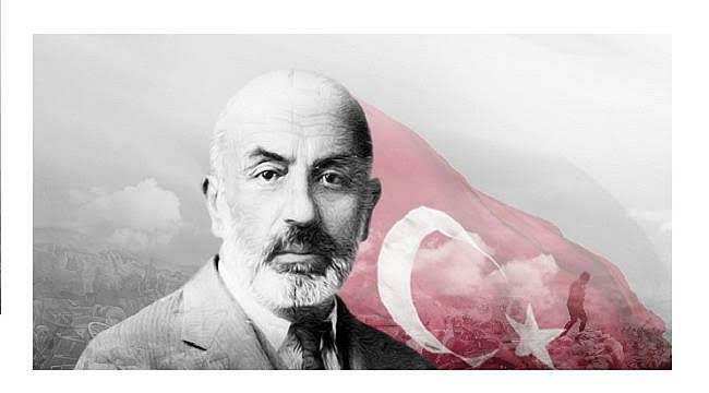 Allah Bir Daha Bu Millete İstiklal Marşı Yazdırmasın.   Mehmet Akif Ersoy   Rahmet ve minnetle...   #milyonluksoru
