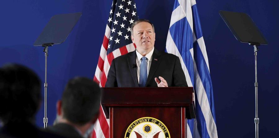 Grecia y Estados Unidos firman acuerdo que amplía la presencia militar estadounidense bit.ly/2oSe0SI