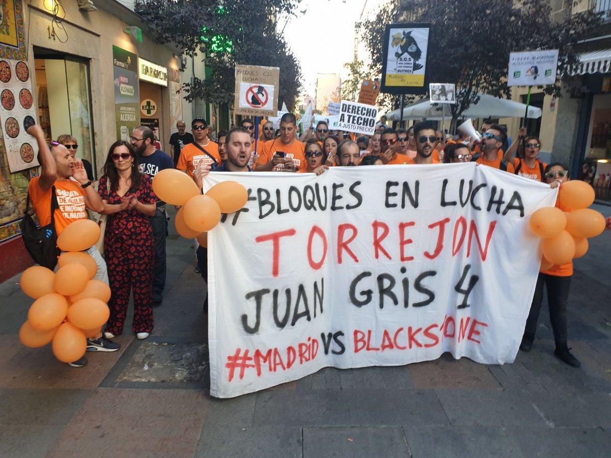 Foto cedida por Podemos Torrejón