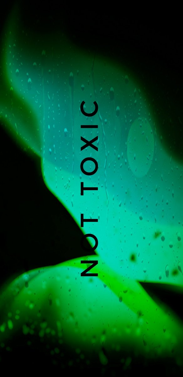 Vova Ld On Twitter Colorful Green Wallpaper Not Toxic