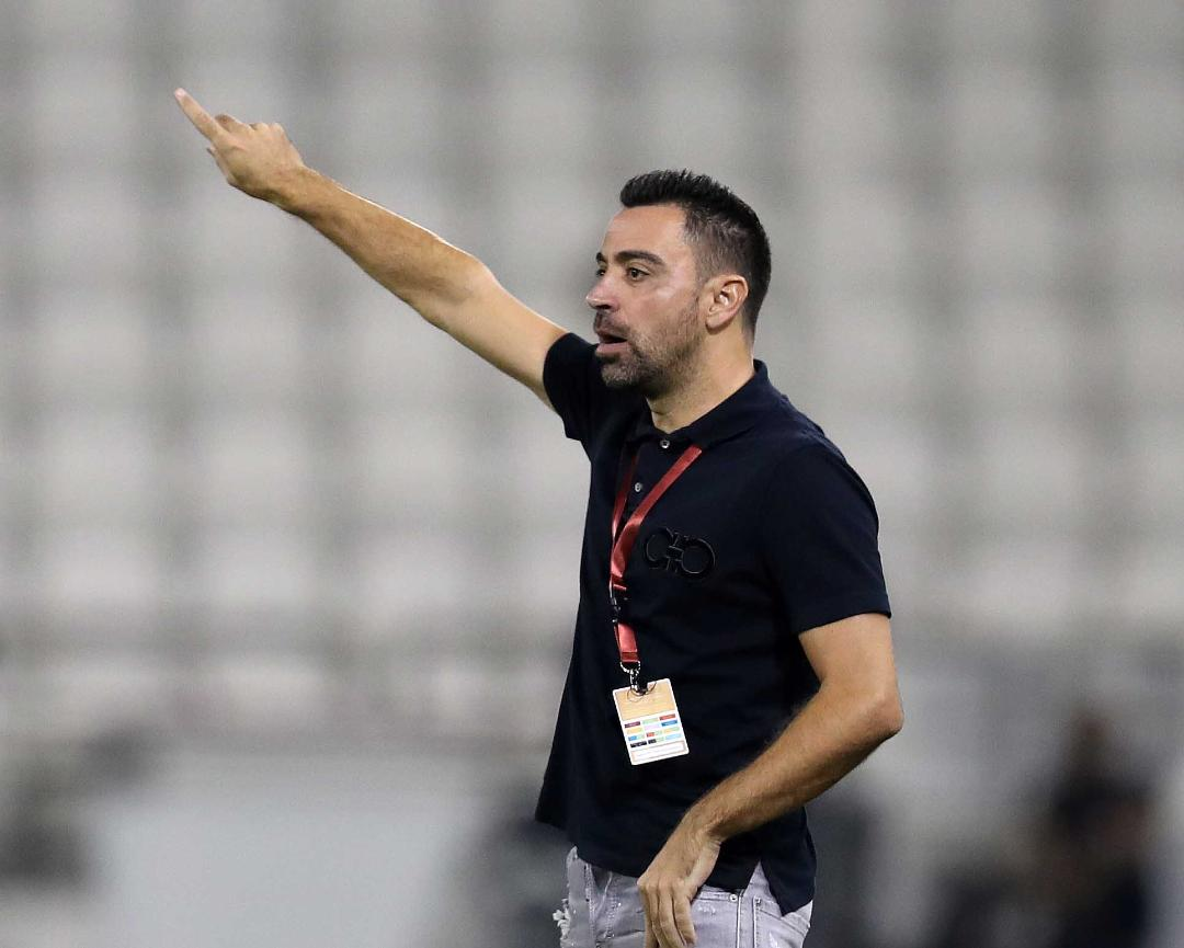 Xavi: Al-Rayyan deserve the win, we must work hard to return strongly  Read:  https:// buff.ly/2oUiQ1E       #AlSadd #QNBStarsLeague  <br>http://pic.twitter.com/LBDG67jf1W
