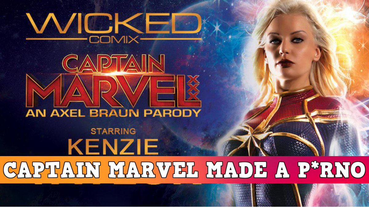 "Captain Marvel Porn Comic thequartering on twitter: ""new video! the team of @axelbraun"