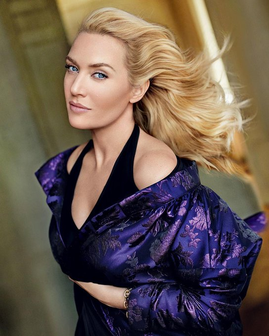 Happy birthday to the queen of blonde, Kate Winslet