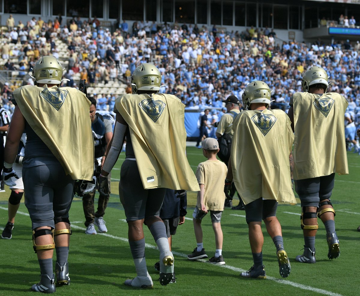 Proud to be part of this special partnership with @childrensatl and @adidasFballUS to recognize the real superheroes in our community #CapeDayATL #TogetherWeSwarm