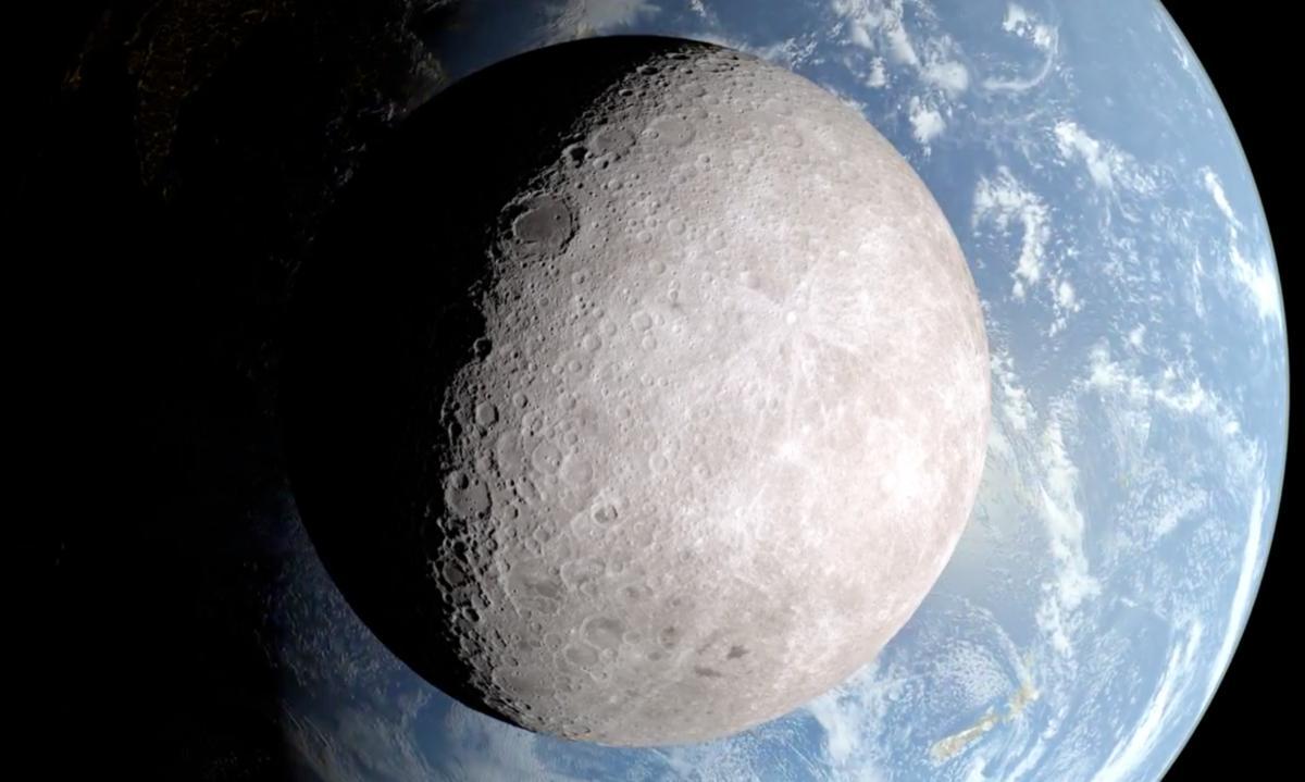 верность, почему фото луны только с одной стороны самое главное