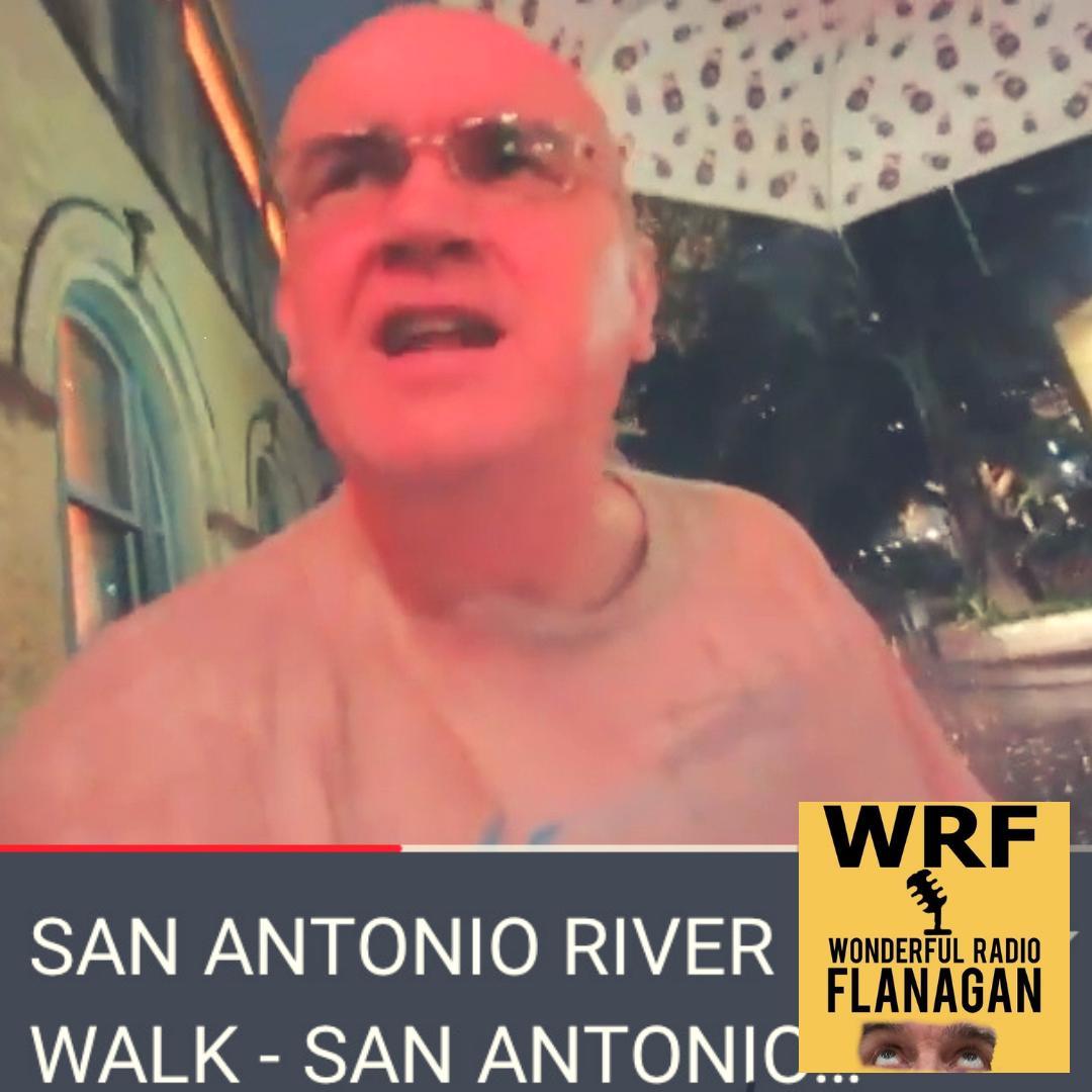 60 Seconds In A Storm On The San Antonio River Walk, Texas, USA https://t.co/8LEidNbe5x https://t.co/m36q0xoLPQ