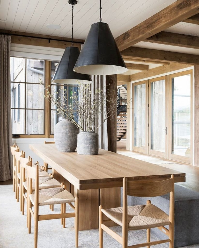 Trit House On Twitter If You Re Looking For New Dining Setting Check Out The Double Oak Extendable Dining Table By Ethnicraft The Oak Collection Is Available For Viewing At Trithouse Showrooms Or