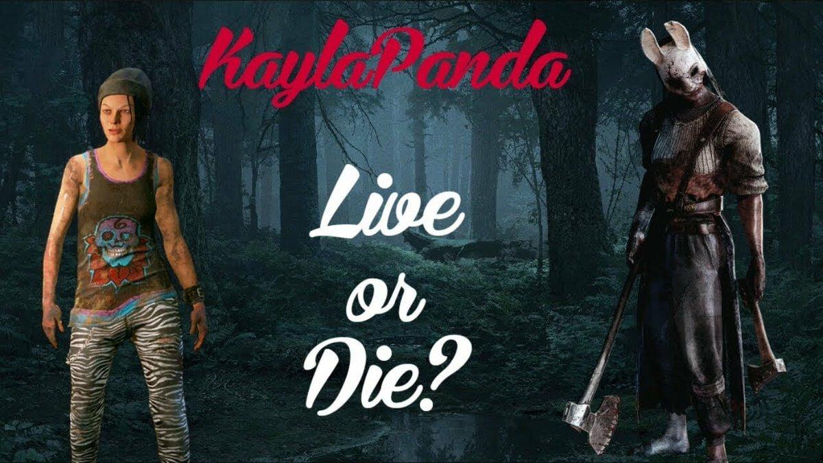 Dont kill me | Dead by Daylight  Link:  #DBD #DeadByDaylight #funnymoments #girl #KaylaPanda #KP #let'splay #NewKiller #NewSurvivor #playertestbuild #PTB #randommoments #scary #survival #ThePlauge #  #DeadbyDaylight