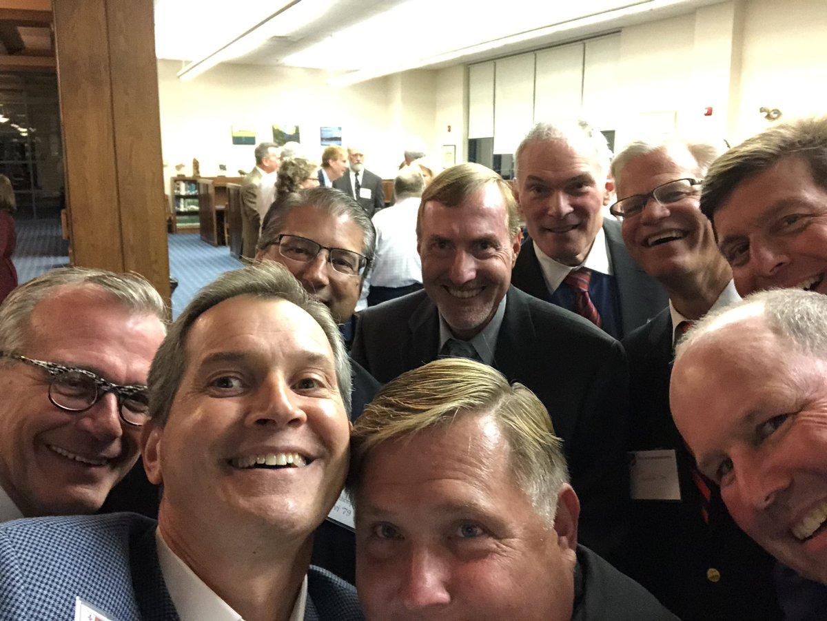 Class of 79 reunion - great friends! @HolyGhostPrep @HGPAlumni #ThinkBrotherhood #ThinkGhost