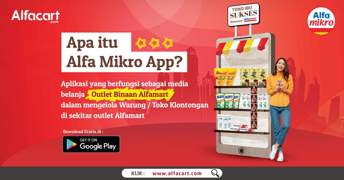 Alfamart AlfaMikro's New Application Features