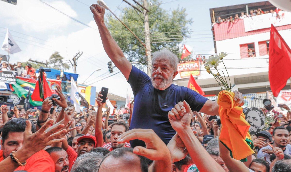 Magna est veritas et praevalebit #LulaLivre