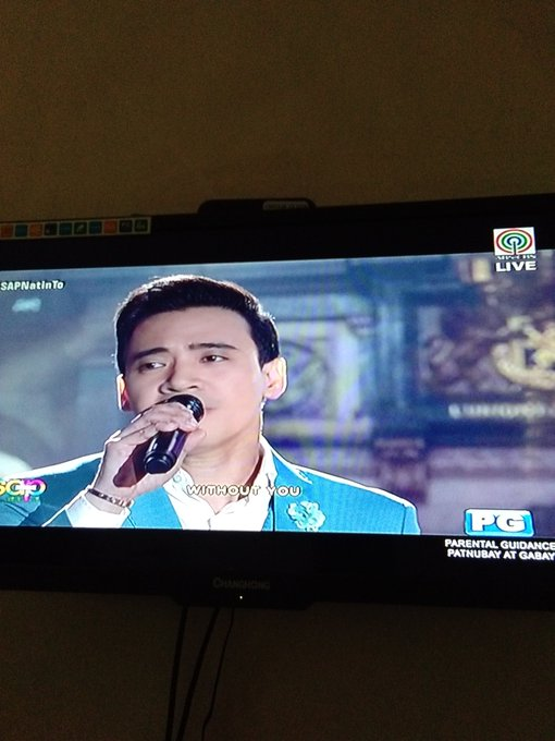 4DaysToGo!  Happy Birthday Pogi HBD ERIK SANTOS