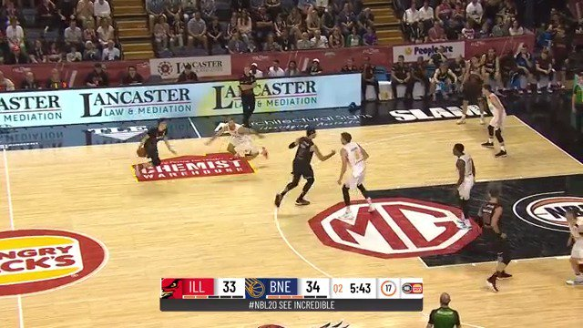 LaMelo Ball makes history in first NBL regular season game with Hawks