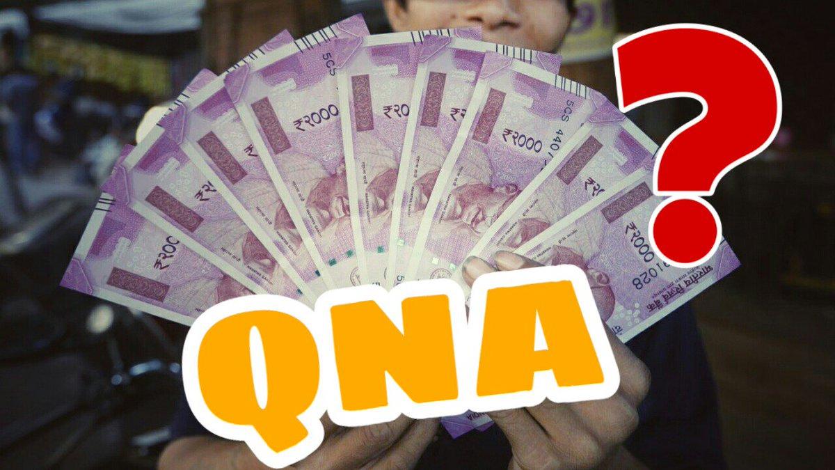QNA link 👉 youtu.be/krWVgenKW5I . #techcookies #youtube #youtuber #youtubechannel #youtubevideos #tech #technology @YTCreatorsIndia @YouTubeIndia #YouTuber #creator #money