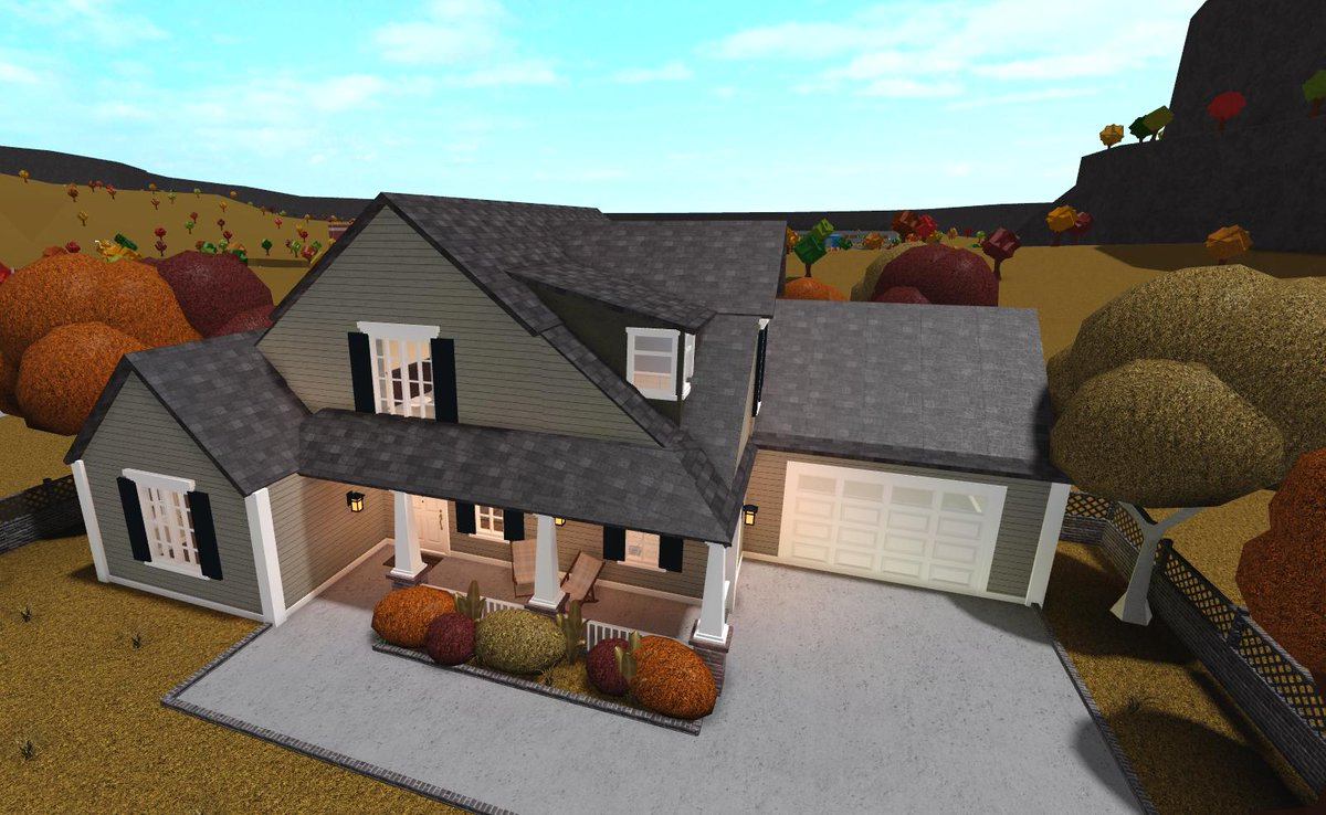 Bloxburg Cheap Family Home 41k - No Human Verification ...