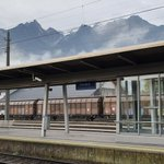 Image for the Tweet beginning: Leaving Bludenz after a wonderful