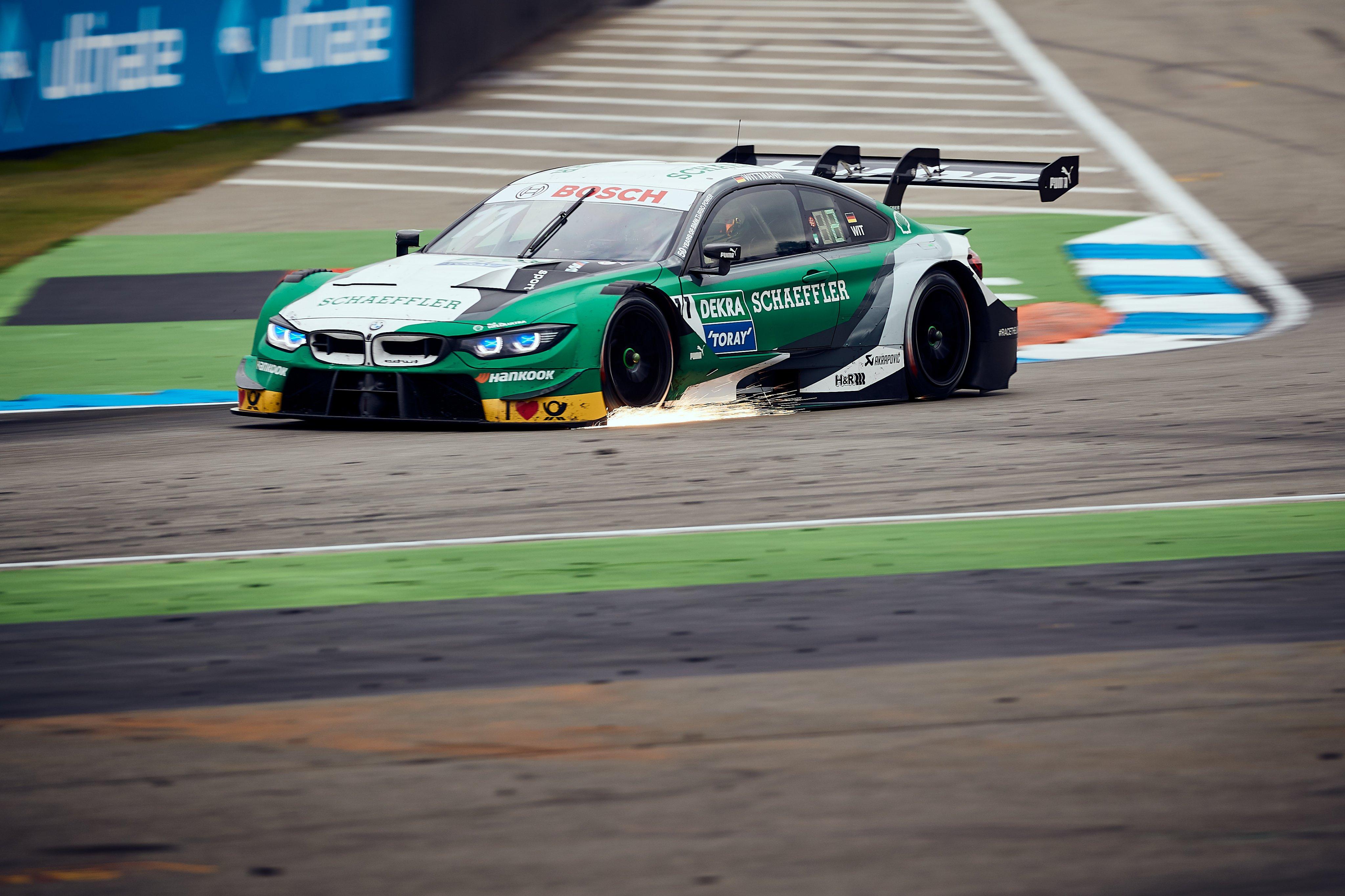 Marco Wittmann SUPER GT x DTM
